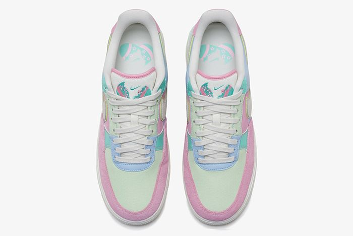 Nike Air Force 1 Easter 3