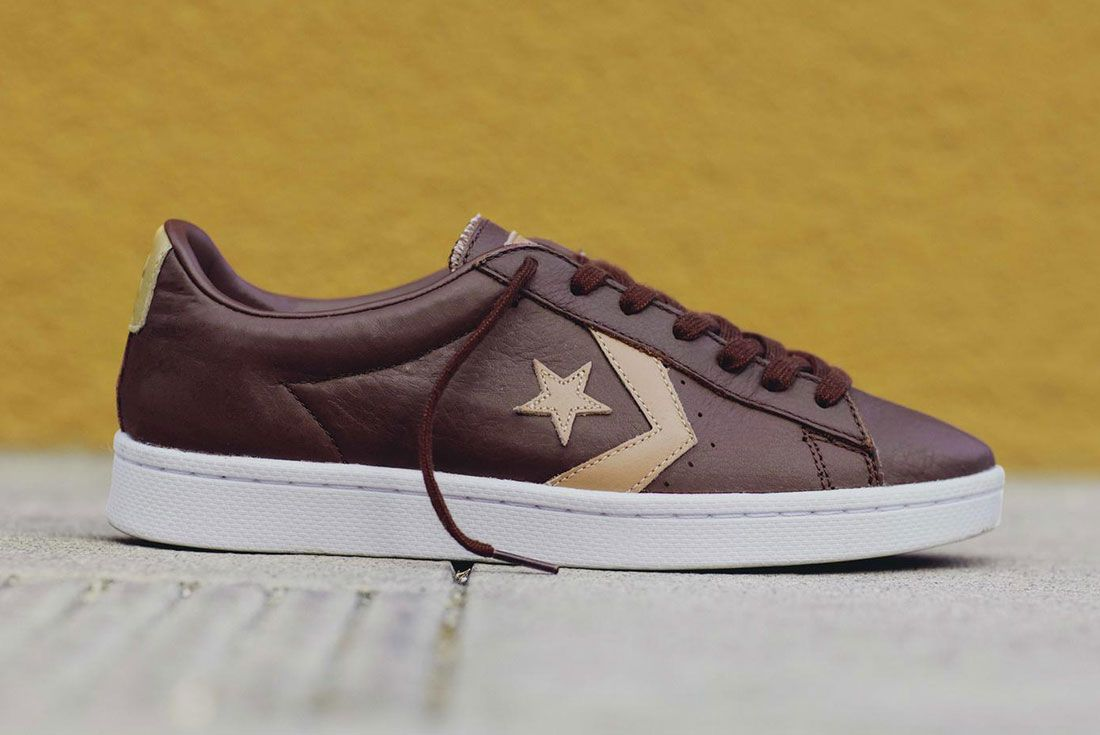 Converse Debuts New Pro Leather '76 Collections