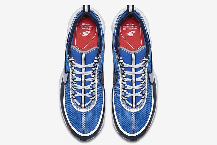 Nike Air Spiridon Ultra Regal Blue4