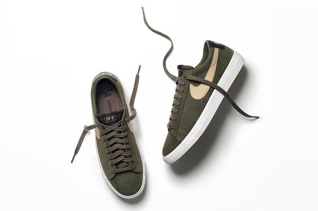 Grant Taylor Nike Sb Blazer 5