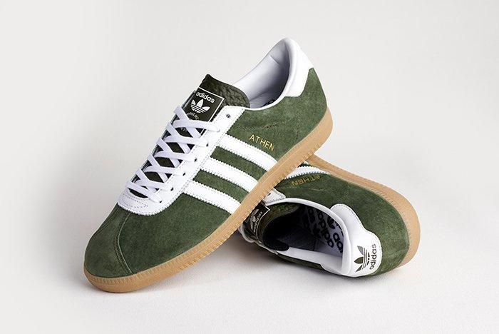 Adidas Athen Size Exclusive Forest Green