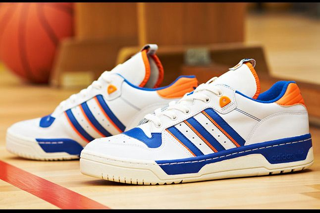 Adidas Consortium Rivalry Lo Pack Knicks 1