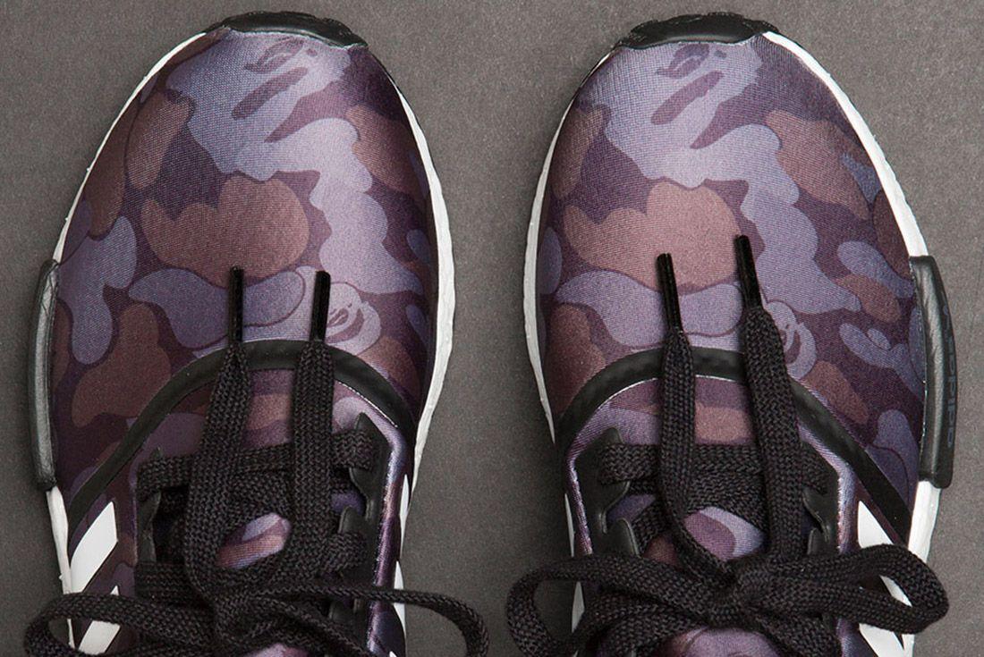 Bape Adidas Nmd 1 St Camo Black 1