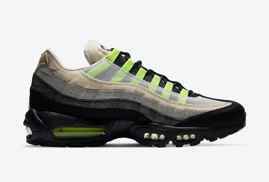 DENHAM Nike Air Max 95 Right