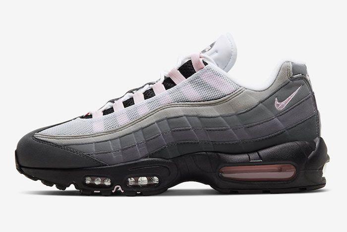 Nike Air Max 95 Pink Left