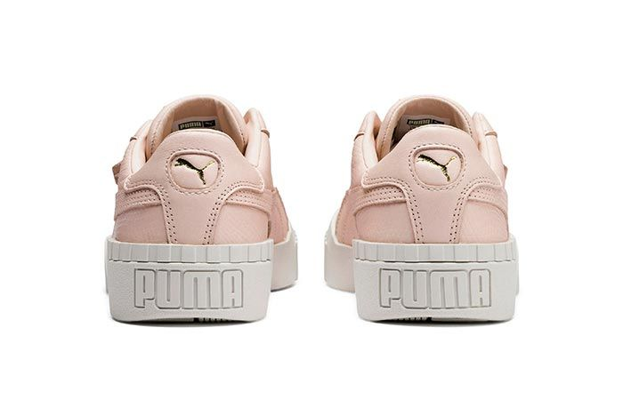 Puma Cali Sneaker Womens 10