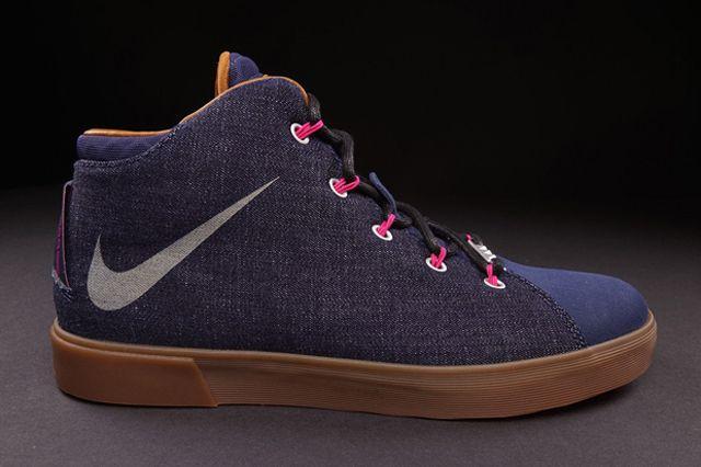 Nike Lebron 12 Lifestyle Denim 3