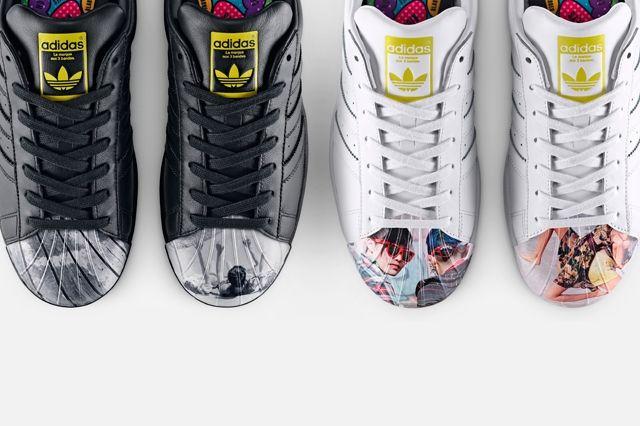 Adidas Originals Pharrell Williams Supershell Cassbird