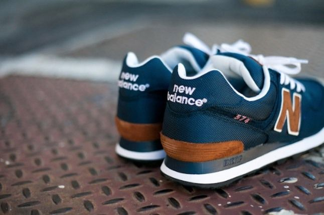 New Balance 574 Backpack Edition Blue Reverse 1