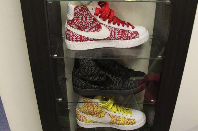 Claw Nike Blazer 1