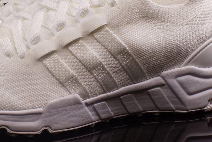 Adidas Equipment Support Primeknit White 1