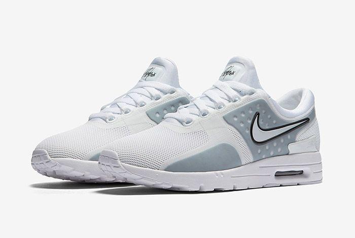 Nike Air Max Zero White Grey 3
