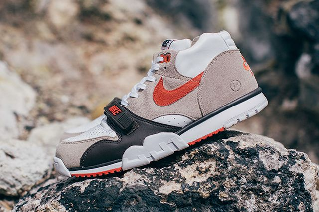 Fragment X Nike Air Trainer 1 French Open Collection15