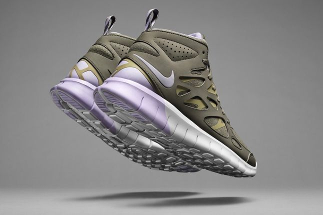 Nike Snearboots 2013 Roshe Mid 3