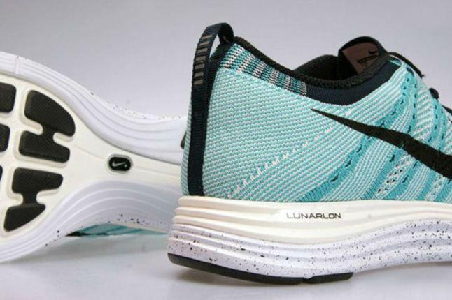 Nike Flyknit Lunar 1 Sport Turquoise 1