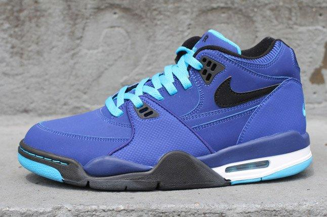 Nike Nsw Flight 89 Grape Dark Royal Profile 1