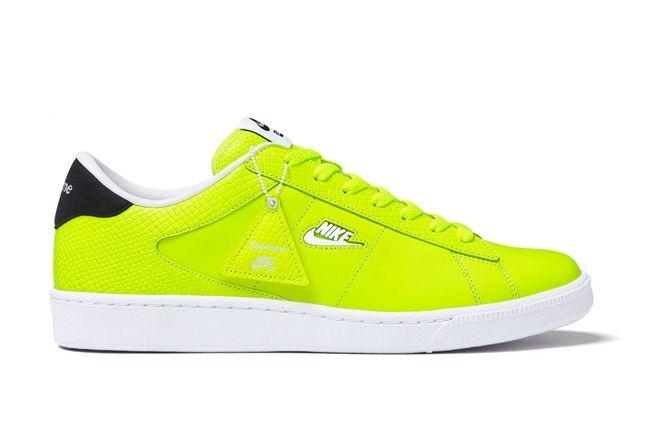 Supreme Nikesb Tennis Classic Volt Profile 1