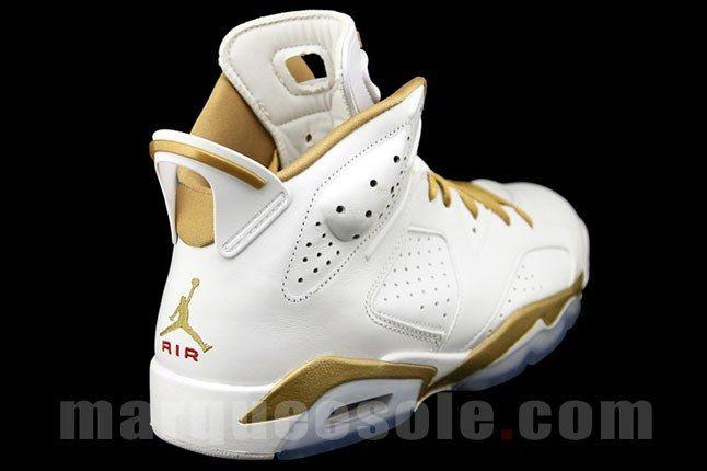 Air Jordan 6 Gold Medal 3 1