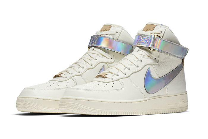 Nike Air Force 1 High Nai Ke The Bund 1