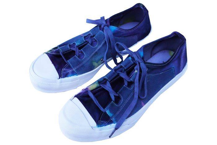 Needles Ghillie Sneakers Realease Date