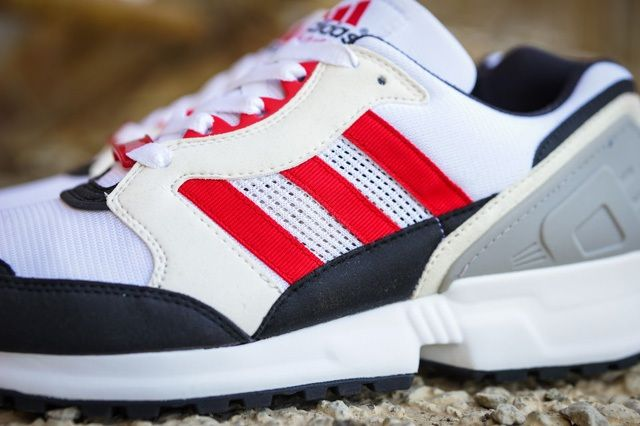 Adidas Eqt Running Cushion 92 White Red 2