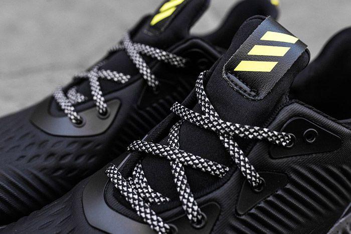 Adidas Alphabounce Black 1 Sneaker Freaker