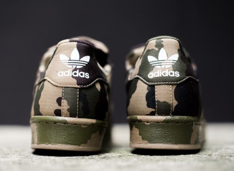 Adidas Superstar Camo 2