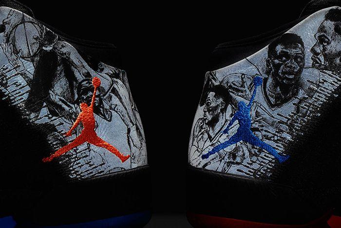 Air Jordan Xxxi Rw3