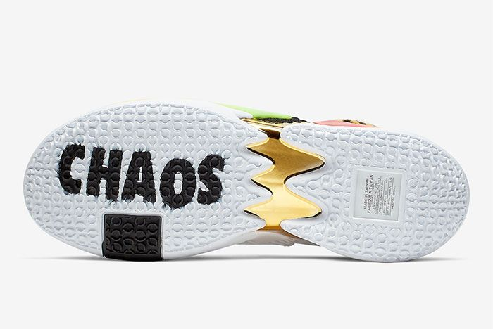 Russell Westbrook Jordan Why Not Zer0 2 Own The Chaos Sole