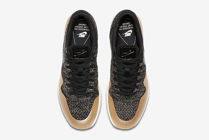 Nike Air Max Flyknit Metallic Pack 3