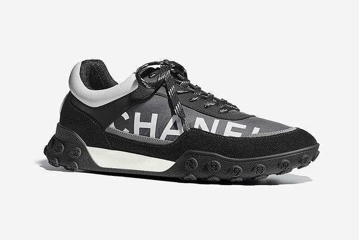 Chanel Nylon Calfskin Sneakers Release Date Price 05