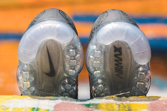 Nike Air Vapormax On Foot 5
