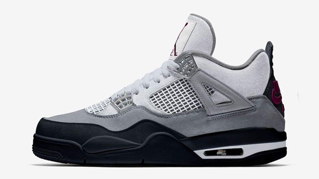 Air Jordan 4 Psg Scheduled For 2020 Sneaker Freaker