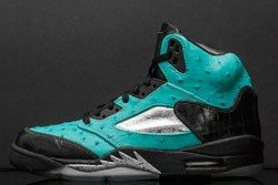 Thumb Custom Air Jordan 5 Tiffany Jbf Customs