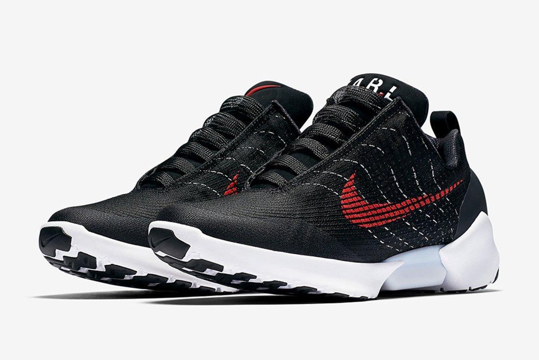 Nike Hyperadapt 1 0 Blackuniversity Red 4