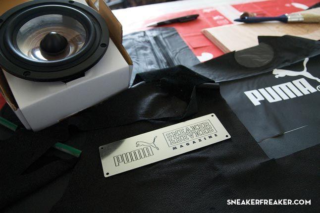 Doom Sneaker Speakers Making Of 7 1