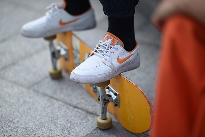 Fly X Nike Sb Zoom Stefan Janoski 7