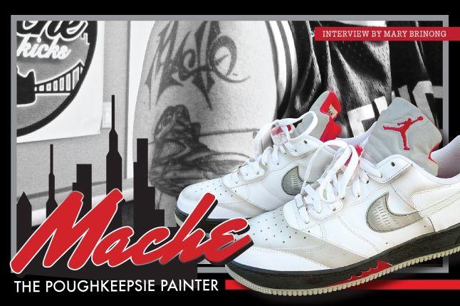 Mache Custom Kicks 1