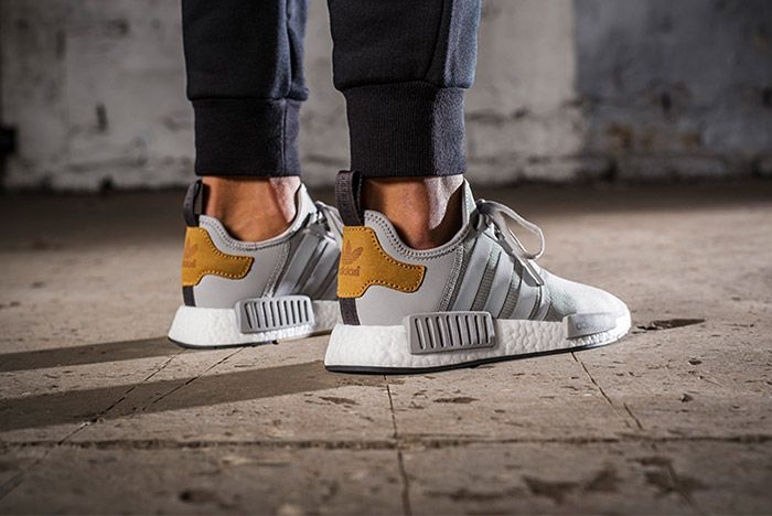 Adidas Master Craft Nmd Grey 2