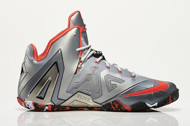 Nike Lebron 11 Elite Team 4