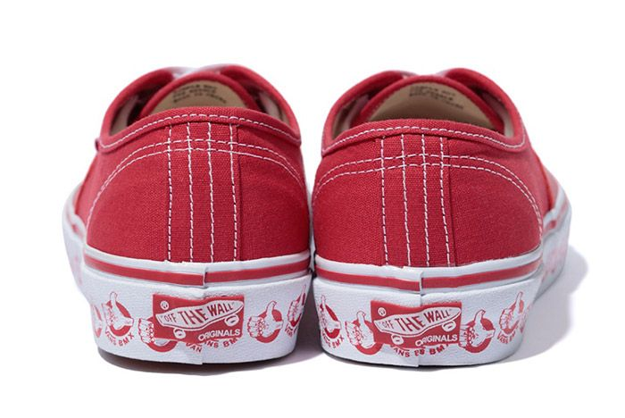 Neighborhood Vans Authentic Bmx 4