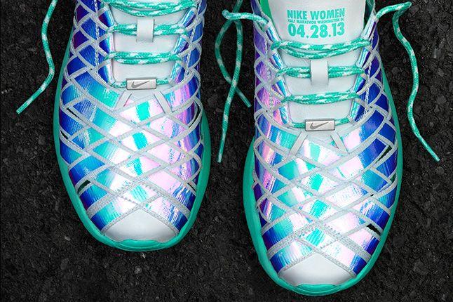 Nike Roshe Run Woven We Run Dc Toes 1