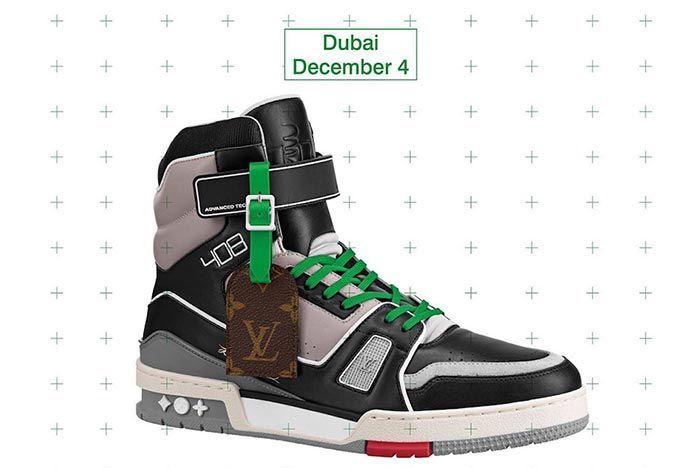 Virgil Abloh Louis Vuitton Lv408 Dubai