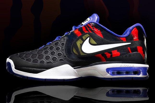 Nike Tennis Flame Collection Agassi Air Max Courtballistes 4 3 1