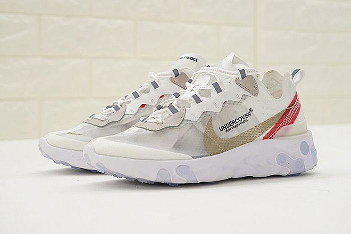 Undercover Gyakusou Nike React Elemt 87 7