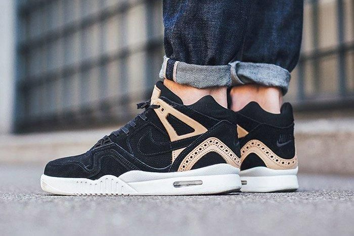 Nike Air Tech Challenge Ii Brogue Black 3