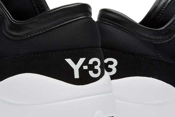 Adidas Y 3 Future Low Black 2