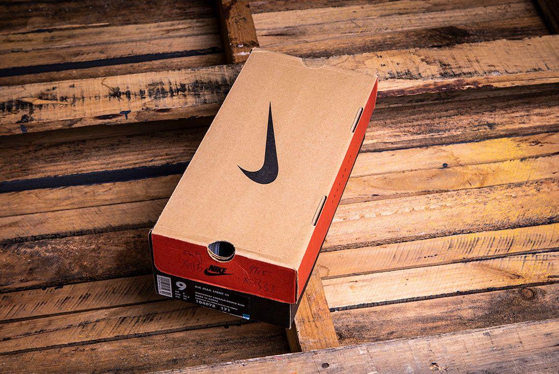 Nike 90S Box