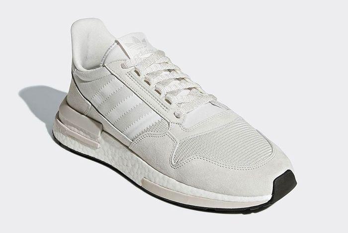 Adidas Zx500 Rm Black White 5