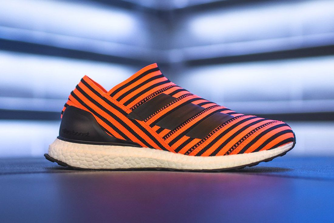 Adidas Nemeziz Tango 17 Orange Black4